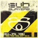 Gella - Twinkle feat. MC $pyda - Affinity Remix