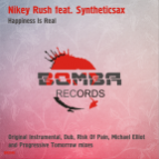 Nikey Rush, Syntheticsax - Happiness Is Real (Instrumental Mix)