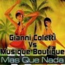 Gianni Coletti Vs Musique Boutique - Mas Que Nada (Extended Mix)
