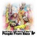 David Amo, Julio Navas & Mar-T - People From Ibiza (Terrace Mix)