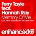 Ferry Tayle feat. Hannah Ray - Memory Of Me (Estiva Remix)