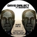 Dave Dialect Feat Regimental - Hurt Mc's (Toy Quantize Remix)