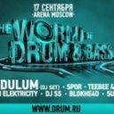Dj Profit & Receptor - The World Of Drum&Bass
