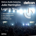 Defcon Audio feat Julie Harrington - Lost In You (Jamie Walker remix)