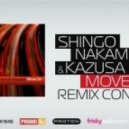 Shingo Nakamura & Kazusa - Move On (Sergei Alekseev & Alex Sample Remix)