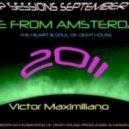 Victor Maximiliano - Deep Passion Sessions