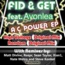 Fid & Get feat. Avonlea  - High Voltage (Reepr Remix)