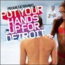 Fedde Le Grand - Put Your Hands Up 4 Detroit (ZHM Detroit MashUp 2011)