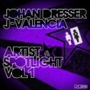 J-Valencia, Johan Dresser - Pursuit (Original Mix)
