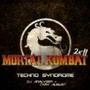 DJ Analyzer Vs. Cary August - Mortal Kombat 2011 (Techno Syndrome) (Thomas You Electro Club Remix)