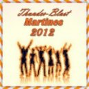 Thunder-Blast - Warrior Space (Unreleased)
