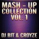 Ilhama feat. DJ OGB & Rihanna feat. Calvin Harris - Bei Mir Bist Du Scheen We Found Love (CROYZE & DJ BIT MASH - UP)