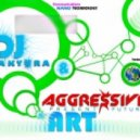 Eddie Morra aka FAKTURA ft. Aggressive ART - Voice of the soul