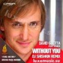 David Guetta feat. Usher - Without You (DJ Shishkin Remix)