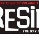 RESIN - The Way I Feel (Dj Nicky Allen 92 Breakbeat Remix)