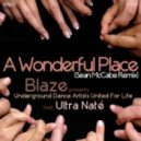 Blaze pres. UDAUFL feat. Ultra Naté - A Wonderful Place (Sean McCabe Classic Instrumental Mix)