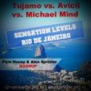Tujamo vs. Avicii vs. Michael Mind - Sensation levels Rio de Janeiro (Pure Honey & Alex Sprinter Mashup)