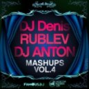 Stfu vs My Digital Enemy - Body Urgent (Dj DENIS RUBLEV & DJ ANTON MASHUP)