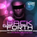 DJN Project & Temple Movement - Back & Forth (Duce Martinez Soultry Instrumental)