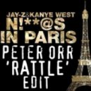 Bingoplayers Vs Jay Z - Niggas With A Rattle (Peter Orr Edit)