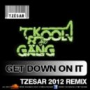 Kool And The Gang - Get Down On It (TZESAR 2012 Remix)