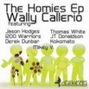Thomas White & Wally Callerio - Spoonful (Original Mix)