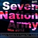 Jo Cappa, Roberto Sansixto Feat. Jaylamb - Seven Nation Army 2012 (Mix)