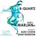 Jose Lucker, Nuria Ghia, BQuartz - Marjan (Original Mix)