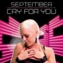 September - Cry For You (Candlelight Remix)