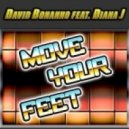 David Bonanno - Move Your Feet  feat. Diana J (Daniele Tek Remix)