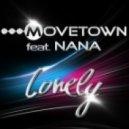 Movetown feat. Nana - Lonely (Dj Khatsukoff Mix 2012)