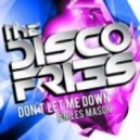 Disco Fries Feat. Niles Mason - Don't Let Me Down (Tommie Sunshine & Disco Fries SMASH Mix)