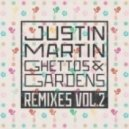 Justin Martin - Riding Spaceships (feat. Leroy Peppers - Shadow Child In Search of 94 Mix)