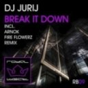 DJ Jurij - Break It Down (Original mix)