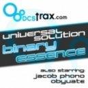 Universal Solution - Su Tiempo (Obyvate Remix)