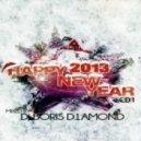Dj Boris D1AMOND - HAPPY NEW YEAR 2013 CD1(Club House,Electro House)