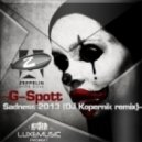 G-Spott - Sadness 2013 (DJ Kopernik Remix)