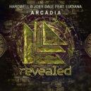 Hardwell - Arcadia  (Adam Delgado Deep House Remix)