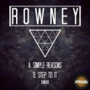 Rowney - Step To It (Original mix)