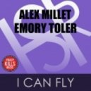 Alex Millet feat. Emory Toler - I Can Fly (Deep Mix)