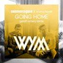 Cosmic Gate - Going Home (Gareth Emery Remix)