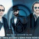 Bee Gees  -  Stayin' Alive (Stanislav Shik & Denis Rook Remix)