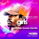 Beenie Man feat. Akon  - Girls (Art Fly feat. Kavada Club Mix) (Radio Edit)