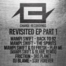 Blame - Stay Forever (Original mix)