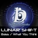 Lunar Shift - Bass