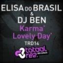 Elisa Do Brasil  & Dj Ben - Lovely Day