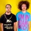 LMFAO vs Midi, Maxi & Efti - Bad Bad Boys In Miami Bitch (Mike Mildy & Dima Flying Mash-Up)