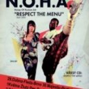 N.O.H.A. - Respect The Menu