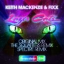 Dj Fixx, Keith Mackenzie - Lazer Cats - Original Mix
