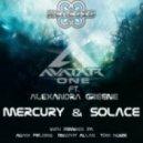 Avatar One Feat Alexandra Greene - Mercury & Solace (avatar One\'s Breaks Rework)